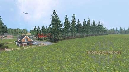 Papenburg forever v2.0 for Farming Simulator 2015