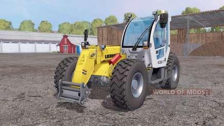 Liebhеrr TL 436-7 for Farming Simulator 2015