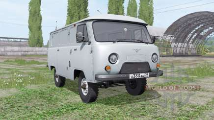 UAZ 3741 Loaf for Farming Simulator 2017