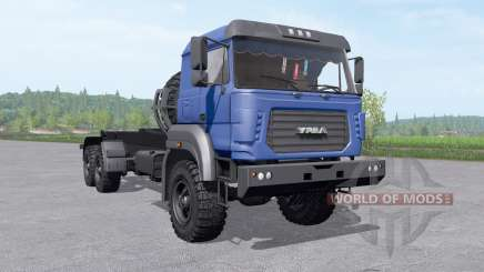 Ural-63701 Multilift for Farming Simulator 2017