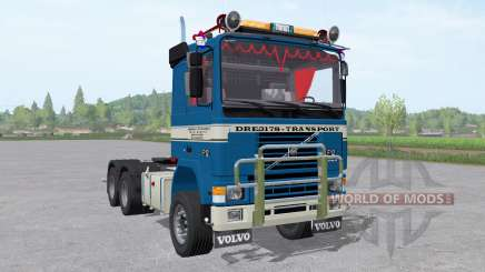Volvo F12 tractor for Farming Simulator 2017