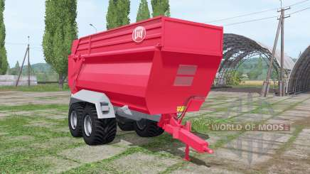 Lely M 22000 TA for Farming Simulator 2017