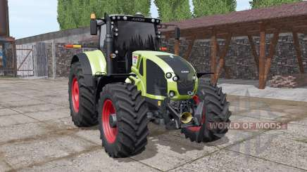 CLAAS Axion 930 USA for Farming Simulator 2017