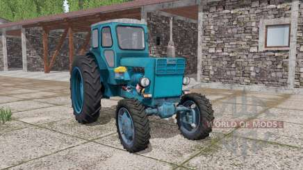 T 40АМ v1.1 for Farming Simulator 2017