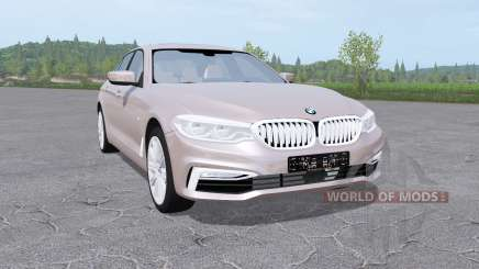 BMW 540i xDrive sedan (G30) 2017 for Farming Simulator 2017