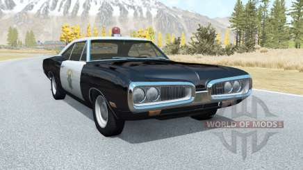Dodge Coronet California Highway Patrol v1.1 for BeamNG Drive