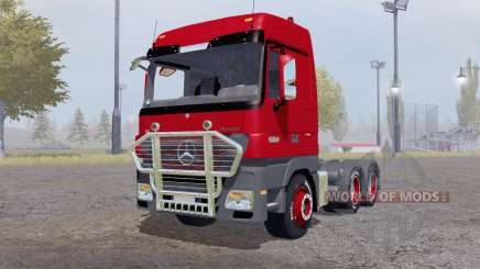 Mercedes-Benz Actros 2660 (MP3) 2009 for Farming Simulator 2013