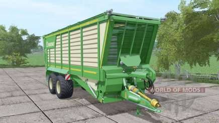 Krone TX 460 D v1.1 for Farming Simulator 2017