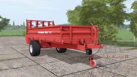 POTTINGER Twist 7001 v1.1 for Farming Simulator 2017