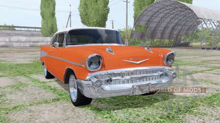 Chevrolet Bel Air (2400) 1957 for Farming Simulator 2017