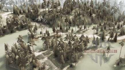The dark jungle for MudRunner