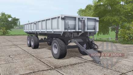3ПТС-12 v3.2 for Farming Simulator 2017