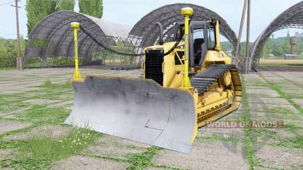 Caterpillar D6N LGP v3.2 for Farming Simulator 2017