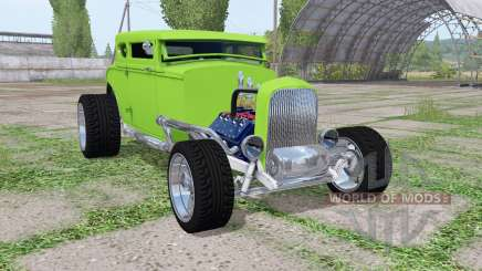Ford Model B 1932 Hot Rod for Farming Simulator 2017