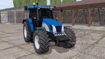 New Holland TL100A v3.0 for Farming Simulator 2017
