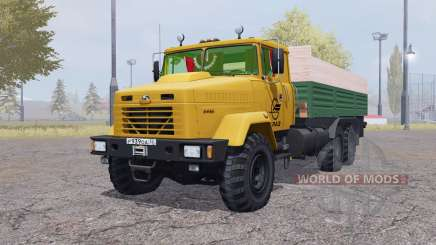 KrAZ 65053 for Farming Simulator 2013