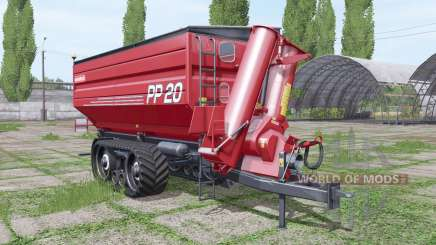 METALTECH PP 20 crawler for Farming Simulator 2017