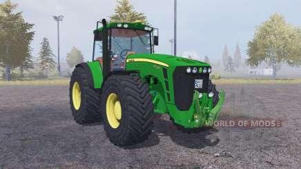 John Deere 8530 green for Farming Simulator 2013