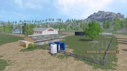 Hard Workin for Farming Simulator 2015