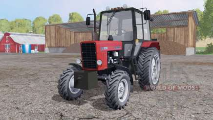 MTZ-82.1 Belarus 4x4 for Farming Simulator 2015