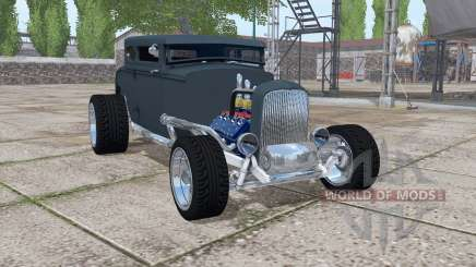 Ford Model B 1932 Hot Rod v1.0.0.2 for Farming Simulator 2017