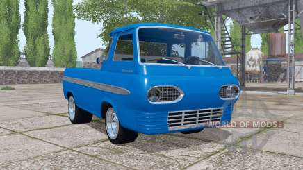 Ford Econoline v1.0.0.2 for Farming Simulator 2017