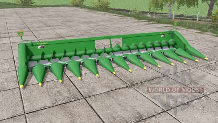 John Deerе 612C for Farming Simulator 2017