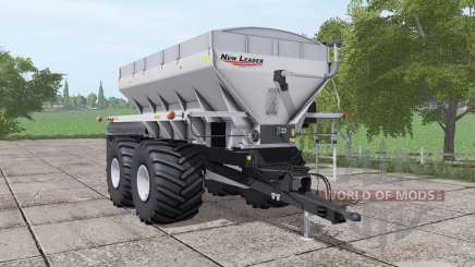 New Leader NL345 G4 EDGE for Farming Simulator 2017