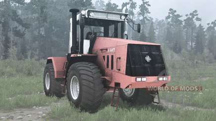 Kirovets K-744R3 for MudRunner