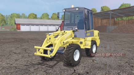 Zettelmeyer ZL 602 for Farming Simulator 2015