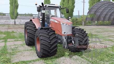 Massey Ferguson 7719 Dyna-6 Terra Tires v3.0 for Farming Simulator 2017