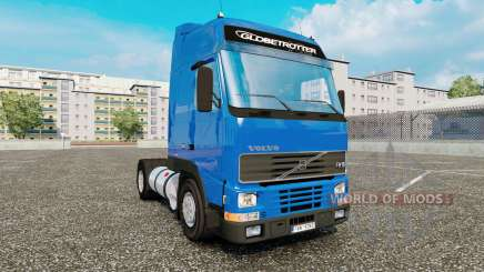 Volvo FH16 520 Globetrotter XL cab 1995 for Euro Truck Simulator 2