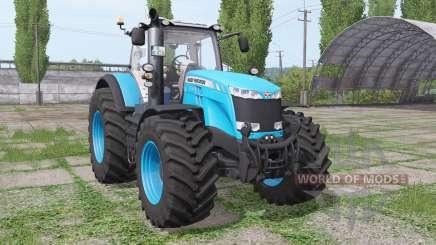 Massey Ferguson 8730 animation parts v4.5 for Farming Simulator 2017