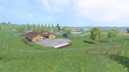 Riverside v1.1 for Farming Simulator 2015