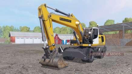 Liebherr A 936 C Litronic for Farming Simulator 2015