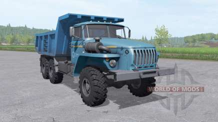 Ural-55571 for Farming Simulator 2017