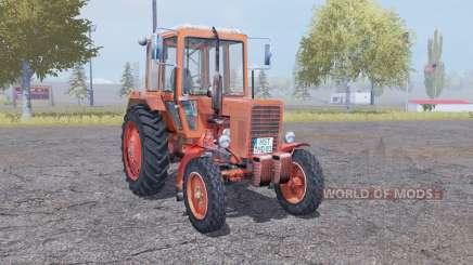 MTZ 80 4x4 for Farming Simulator 2013