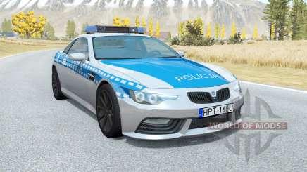 ETK K-Series Polska Policja v1.2 for BeamNG Drive