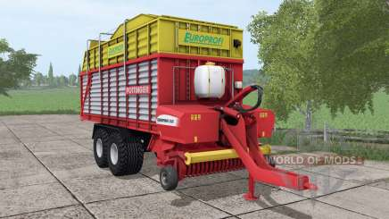 POTTINGER Europrofi 5000 for Farming Simulator 2017