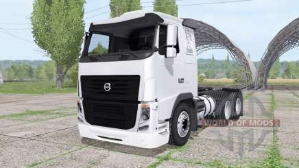 Volvo FH 440 6x6 Sleeper cab 2010 for Farming Simulator 2017
