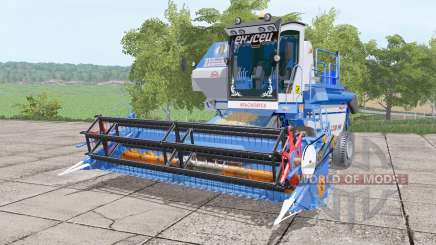 Enisey 1200 NM v1.1 for Farming Simulator 2017