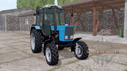 MTZ Belarus 82.1 TerraFrigo for Farming Simulator 2017