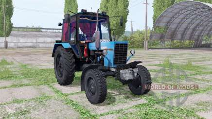 MTZ 82 Belarus for Farming Simulator 2017