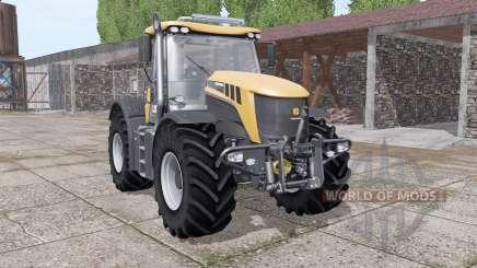 JCB Fastrac 3200 Xtra more realistic for Farming Simulator 2017