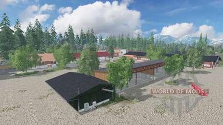 Sudenhagen v0.6 for Farming Simulator 2015