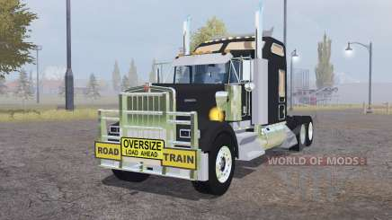Kenworth W900 for Farming Simulator 2013