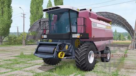 Palesse GS10 for Farming Simulator 2017