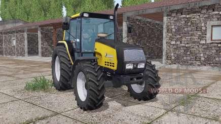 Valmet 6400 yellow for Farming Simulator 2017