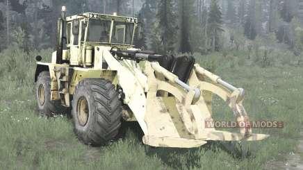 Kirovets K-702 for MudRunner