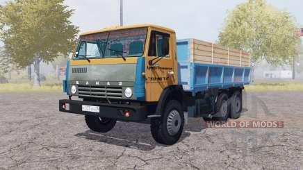 KamAZ 55102 6x6 for Farming Simulator 2013